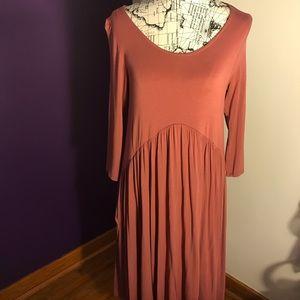 Agnes and Dora dress